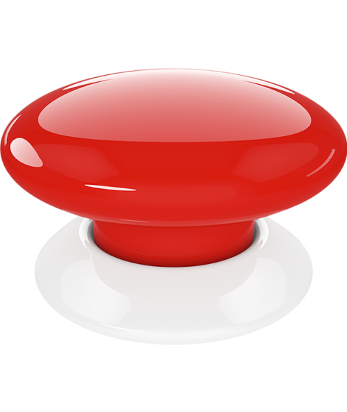 Fibaro-THE BUTTON - RED