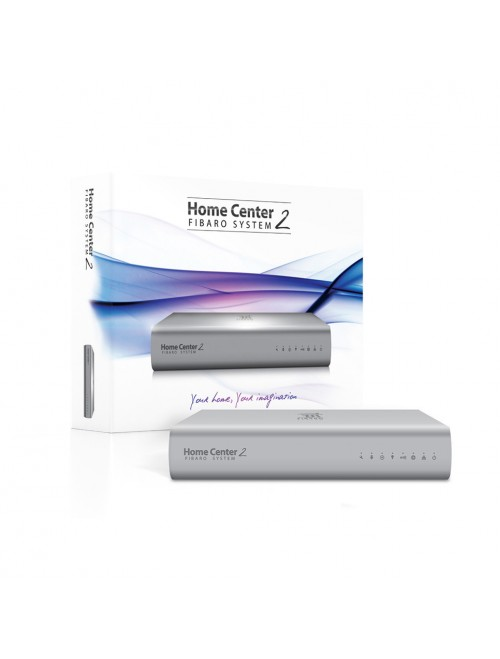 Fibaro Home Center 2 System