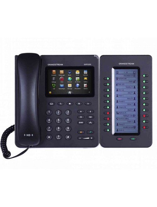 GRANDSTREAM IP PHONE (GXP2200EXT)