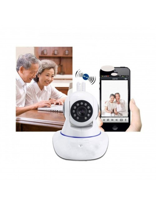 INTELLIGENT SECURITY CAM WIFI