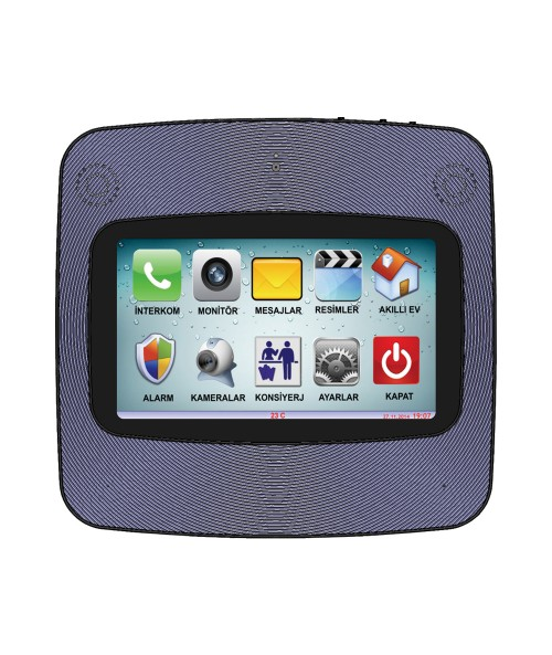 IP OVAL ROOM MONITOR 7""